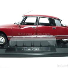 Coches a escala: CITROEN DS 23 PALLAS 1973 1/18 NOREV. Lote 137952757