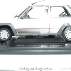 Coches a escala: RENAULT SUPERCINQ GT TURBO 1985 1/18 NOREV. Lote 137952805