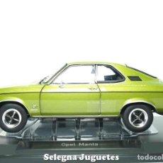 Carros em escala: OPEL MANTA 1970 1/18 NOREV. Lote 253272865