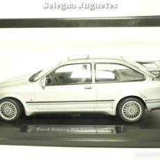 Coches a escala: FORD SIERRA RS COSWORTH 1986 1/18 NOREV. Lote 137953102