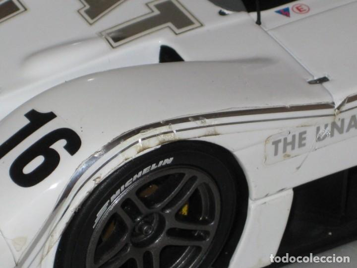 Coches a escala: BMW V12 LMR Kyosho. 1/18 - Foto 2 - 152148890