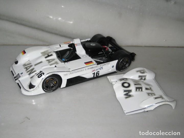Coches a escala: BMW V12 LMR Kyosho. 1/18 - Foto 7 - 152148890