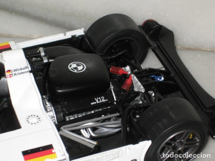 Coches a escala: BMW V12 LMR Kyosho. 1/18 - Foto 8 - 152148890