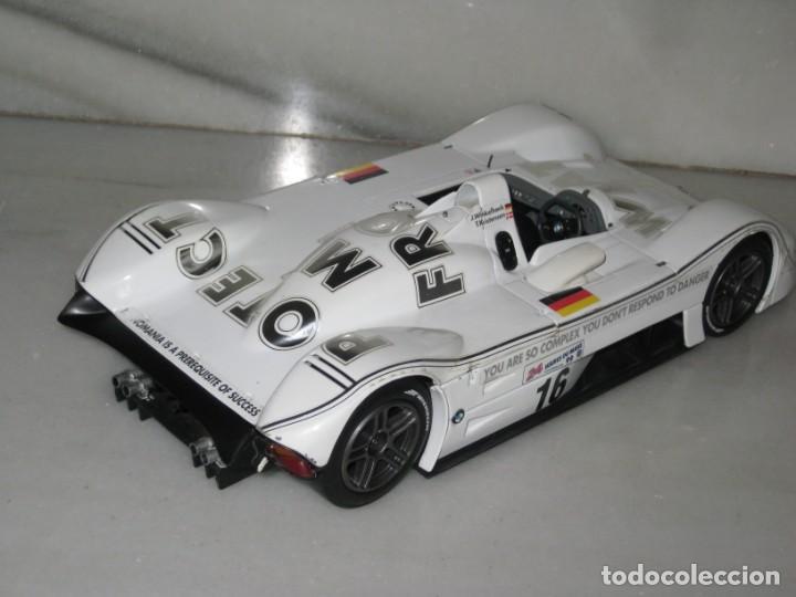 Coches a escala: BMW V12 LMR Kyosho. 1/18 - Foto 10 - 152148890