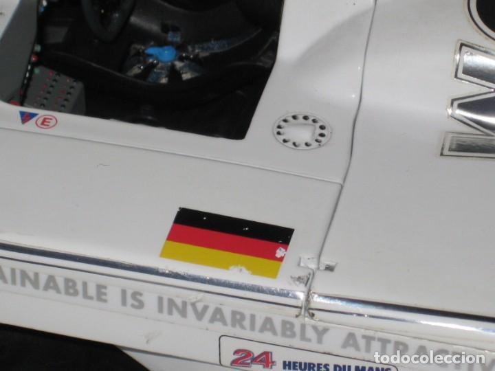 Coches a escala: BMW V12 LMR Kyosho. 1/18 - Foto 11 - 152148890