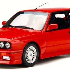 Coches a escala: BMW M3 (E 30) 1990 ESCALA 1/18 DE SOLIDO. Lote 140037690