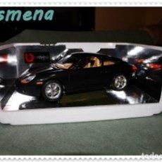 Coches a escala: BURAGO PORSCHE 911 CARRERA 1997 VER FOTOS PARA ESTADO. Lote 140048938