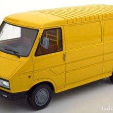 Coches a escala: FIAT 242 DELIVERY VAN 1974 ESCALA 1/18 DE LAUDORACING MODELS. Lote 140174758