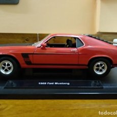 Coches a escala: FORD MUSTANG DEPORTIVO 1 18. Lote 141843002