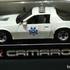 Coches a escala: CAMARO Z28 ARIZONA STATE POLICE. Lote 142873974