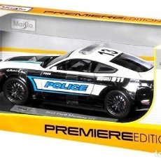 Coches a escala: MAISTO PREMIERE EDITION FORD MUSTANG GT 1/18 (2015). Lote 146571598