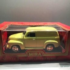 Coches a escala: 1950 CHEVROLET PANEL TRUCK - MIRA - MADE IN SPAIN - 35 FOTOS. Lote 146633602
