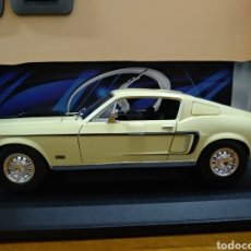 Coches a escala: FORD MUSTANG 1968 1 18. Lote 146957638
