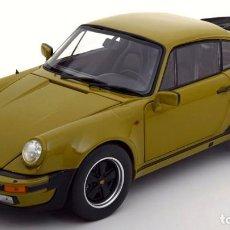 Coches a escala: PORSCHE 911 TURBO 3.3L COUPÉ 1977 ESCALA 1/18 DE NOREV. Lote 147014554