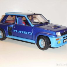 Coches a escala: RENAULT 5 TURBO 1:18 UNIVERSAL HOBBIES. Lote 148086574