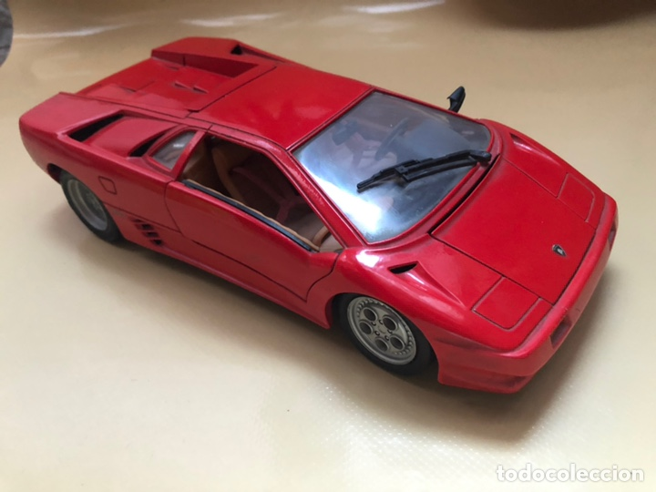 Lamborghini Diablo Maisto Scala 1 18 Buy Model Cars At Scale 1 18