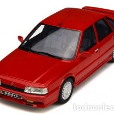 Coches a escala: RENAULT 21 TURBO PHASE I 1988 ESCALA 1/18 DE OTTO MOBILE. Lote 149587862