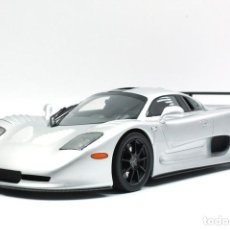Coches a escala: MOSLER MT 900 2000 (GRIS) 1:18 TOP MARQUES. Lote 152278418