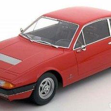 Coches a escala: FERRARI 365 GT4 2+2 1972 1:18 KK SCALE MODELS. Lote 152278750