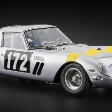 Coches a escala: FERRARI 250 GTO #172 L. BIANCHI WINNER TOUR DE FRANCIA 1964 1:18 CMC (REF. M-157). Lote 152279082