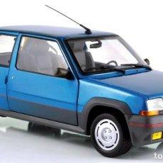 Coches a escala: RENAULT 5 GT TURBO 1985 ESCALA 1/18 DE NOREV. Lote 153226486