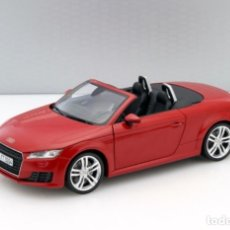 Coches a escala: AUDI TT ROADSTER MINICHAMPS ESCALA 1/18. Lote 153244322