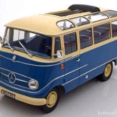 Coches a escala: MERCEDES O 319 BUS 1960 ESCALA 1/18 DE NOREV. Lote 156465258