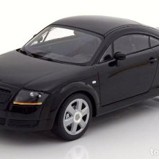Coches a escala: AUDI TT COUPÉ 1998 ESCALA 1/18 DE MINICHAMPS. Lote 156632890