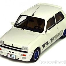 Coches a escala: RENAULT 5 GORDINI TURBO ESCALA 1/18 DE OTTO MOBILE. Lote 156652922