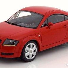Coches a escala: AUDI TT COUPÉ 1998 ESCALA 1/18 DE MINICHAMPS. Lote 156653106