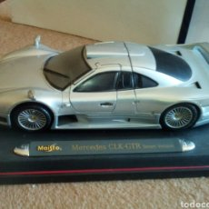 Coches a escala: MERCEDES CLK-GTR STREET VERSION. Lote 156833018