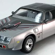 Coches a escala: PONTIAC FIREBIRD TRANS AM 1979 ESCALA 1/18 DE LUCKY DIE CAST. Lote 156835322