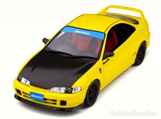 HONDA INTEGRA (DC2) SPOON 1998 ESCALA 1/18 DE OTTO MOBILE (Juguetes - Coches a Escala 1:18)