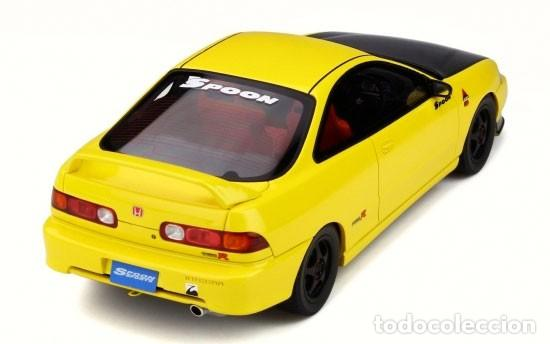 Coches a escala: Honda Integra (DC2) Spoon 1998 escala 1/18 de Otto Mobile - Foto 2 - 157285098