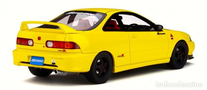 Coches a escala: Honda Integra (DC2) Spoon 1998 escala 1/18 de Otto Mobile - Foto 4 - 157285098