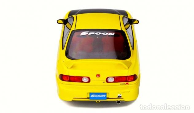 Coches a escala: Honda Integra (DC2) Spoon 1998 escala 1/18 de Otto Mobile - Foto 8 - 157285098