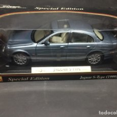 Coches a escala: COCHE ESCALA 1/18 JAGUAR S TYPE. Lote 158158594