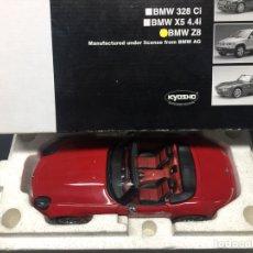 Coches a escala: COCHE ESCALA 1/18 BMW Z8 MARCA KIOSHO. Lote 158161210