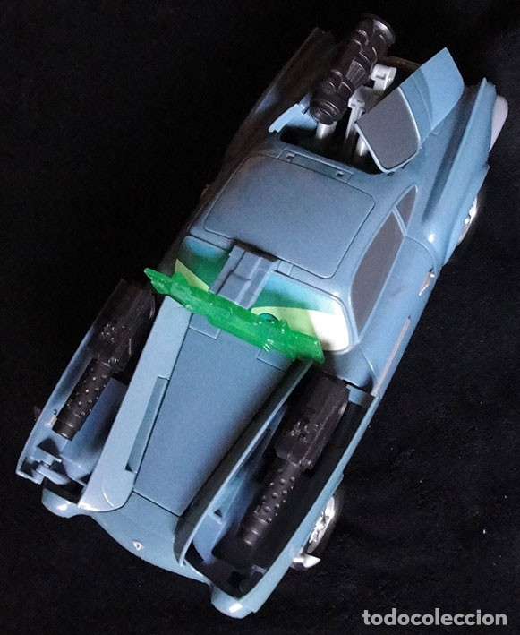 Coches a escala: CARS FINN MCMISSILE - DISNEY PIXAR V3620 MATTEL - MUY RARO - - Foto 2 - 159639538