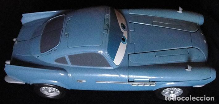 Coches a escala: CARS FINN MCMISSILE - DISNEY PIXAR V3620 MATTEL - MUY RARO - - Foto 5 - 159639538