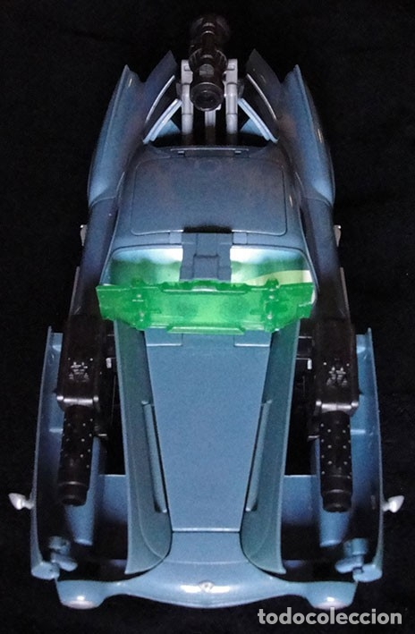 CARS FINN MCMISSILE - DISNEY PIXAR V3620 MATTEL - MUY RARO - (Juguetes - Coches a Escala 1:18)