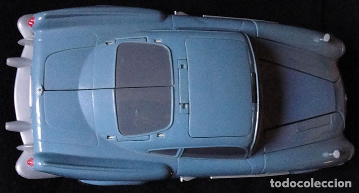 Coches a escala: CARS FINN MCMISSILE - DISNEY PIXAR V3620 MATTEL - MUY RARO - - Foto 6 - 159639538