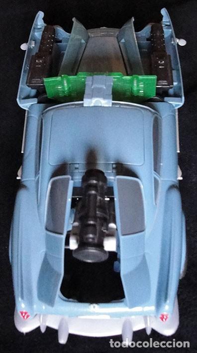 Coches a escala: CARS FINN MCMISSILE - DISNEY PIXAR V3620 MATTEL - MUY RARO - - Foto 3 - 159639538