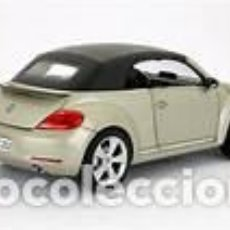 Coches a escala: VW ESCARABAJO CABRIOLET PRACTICABLE. Lote 159640706