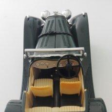 Coches a escala: JAGUAR SS 100 (1937) ESCALA 1/18 FABRICANTE BURAGO. Lote 161401884