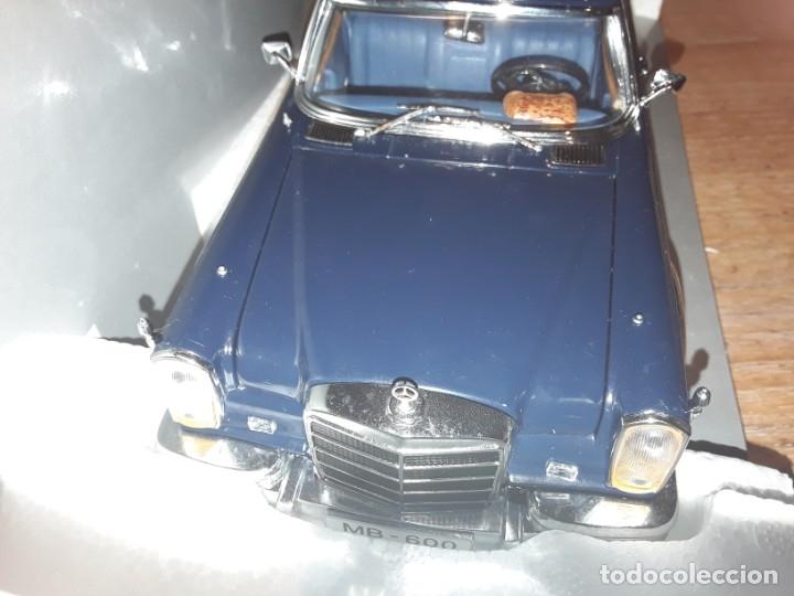 Coches a escala: Mercedes benz 600 1966, limusine, nuevo , en metal. - Foto 2 - 162663038