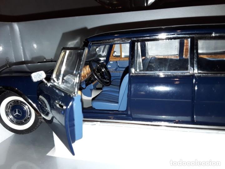 Coches a escala: Mercedes benz 600 1966, limusine, nuevo , en metal. - Foto 6 - 162663038