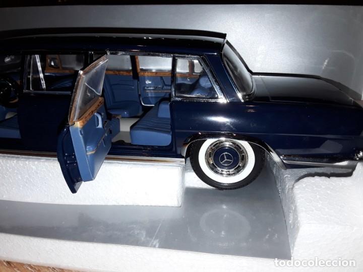 Coches a escala: Mercedes benz 600 1966, limusine, nuevo , en metal. - Foto 8 - 162663038