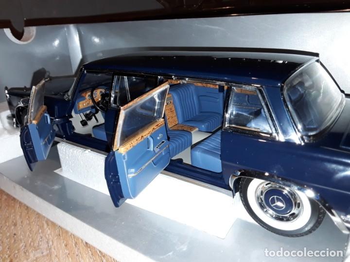 Coches a escala: Mercedes benz 600 1966, limusine, nuevo , en metal. - Foto 9 - 162663038