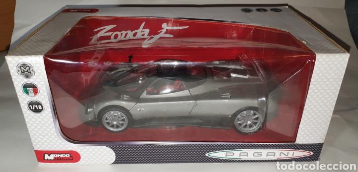 Coches a escala: 1:18 PAGANI ZONDA F Mondo Motors - Foto 2 - 163548414